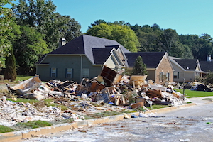 Flood insurance: Essential to consider, even if you don't live in a zone now!