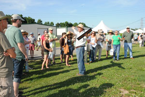 Smaller-scale farmers can learn about innovations at VSU field day