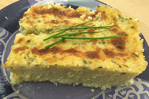 Grits Spoonbread