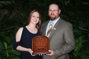 Montgomery County dairy couple takes national honor for Excellence in Agriculture