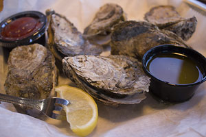 Romance your sweetheart on Virginia's oyster trail!