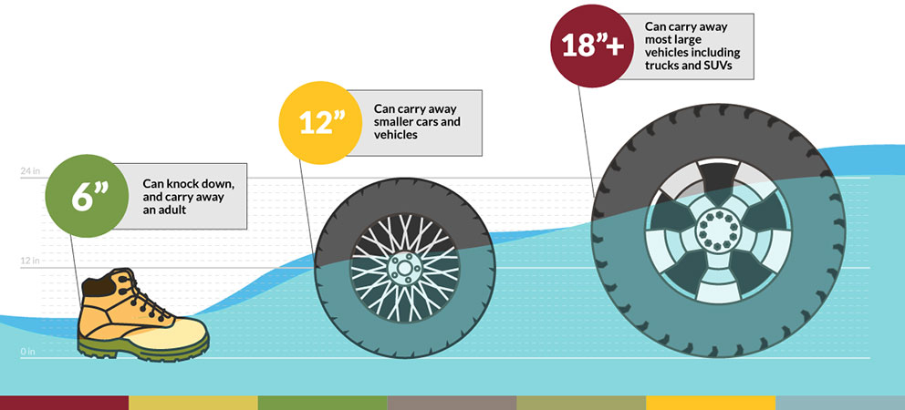flood safety infographic