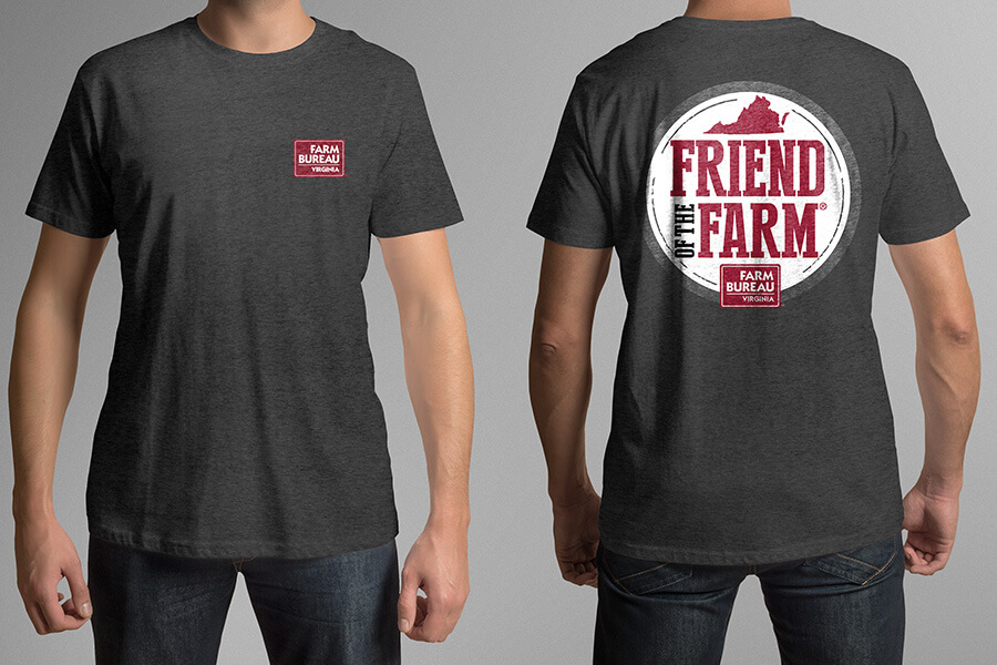 Farm Bureau branded merchandise