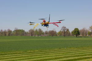 College classes now cover drone technology for farmers