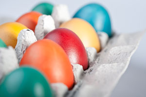 Easter egg fun for everyone – the natural way!