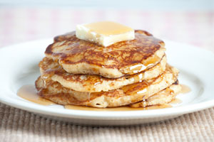 Try this recipe for Rosa Parks' Featherlite Pancakes