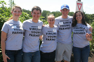 Your membership supports Young Farmers Program